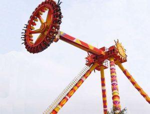 360-degree Pendulum Ride