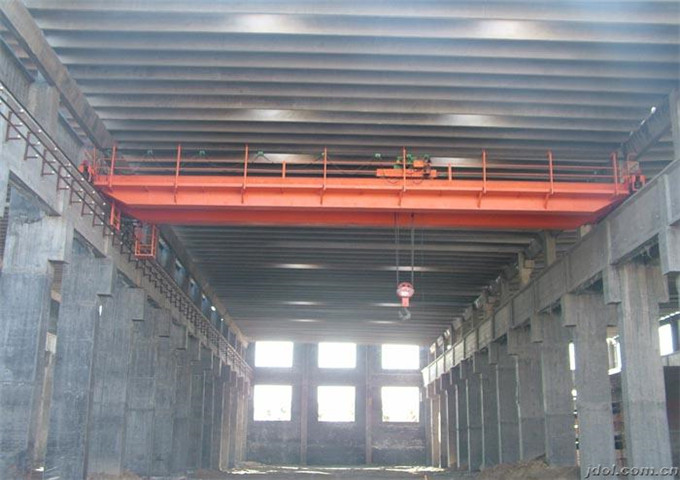 Buy double girder crane for sale in China